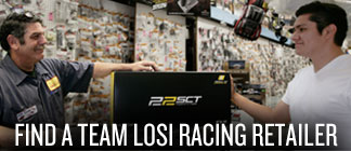 Find a Team Losi Racing Retailer