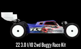 1/10 22 2WD Buggy 3.0 Race Kit