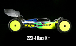 TLR 22X-4 Buggy Kit