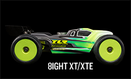 TLR 8IGHT XT/XTE Kit