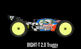 1/8-Scale 8IGHT-T 2.0 Truggy