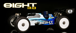Team Losi Racing 8IGHT 3.0 Now In Stock