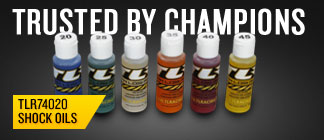 Team Losi Racing Shock Oils