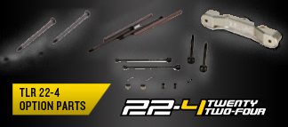 TLR 22-4 Option Parts