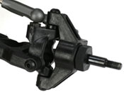 Adjustable Caster (0, 3, 5, 10�)