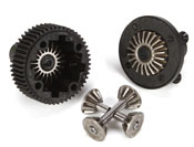Viscous Gear Differential