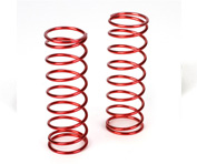 Front and Rear Red Shock Springs