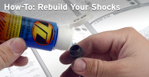 How-To: Build and Rebuild Your Shocks