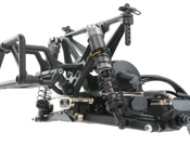 REVISED REAR SUSPENSION GEOMETRY