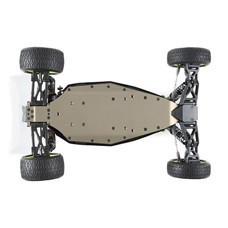 All-New Lightweight 7075-T6 Aluminum Chassis