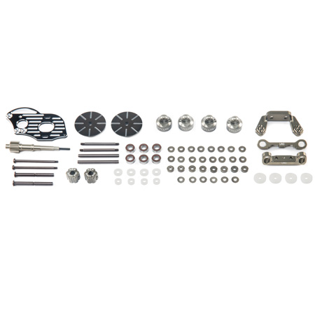 OPTION AND TUNING PARTS INCLUDED