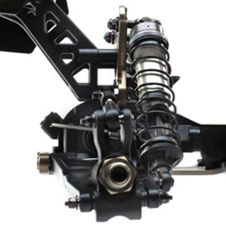 REAR SHOCK MOUNTING LOCATIONS (FRONT)