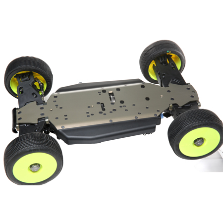 7075 3mm Aluminum Chassis