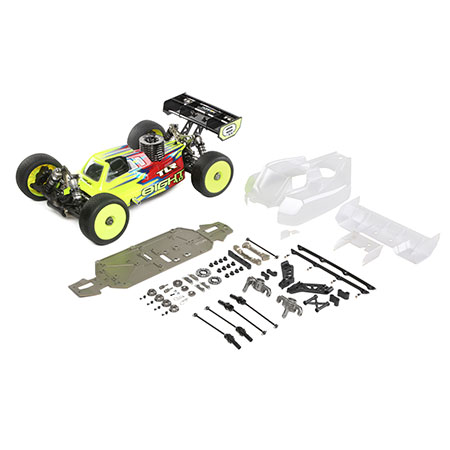 ✩IT✩ Cardano posteriore TLR 8IGHT-X TLR242002